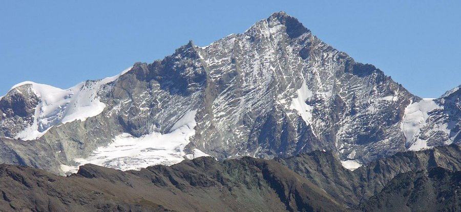 Bishorn and Weisshorn