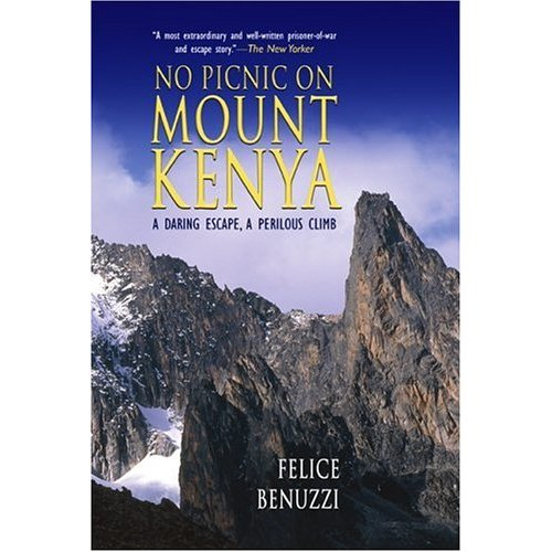 No Picnic on Mount Kenya - An Account of the first ascent