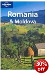 Romania & Moldova - Lonely Planet Guide Book