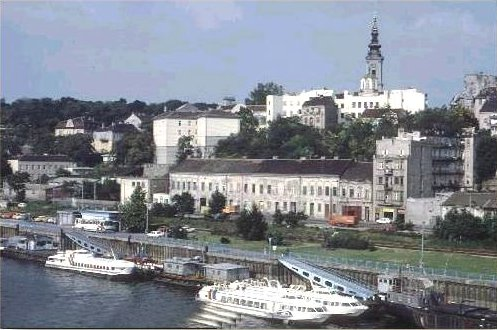Photo Gallery of Belgrade - capital city of Serbia