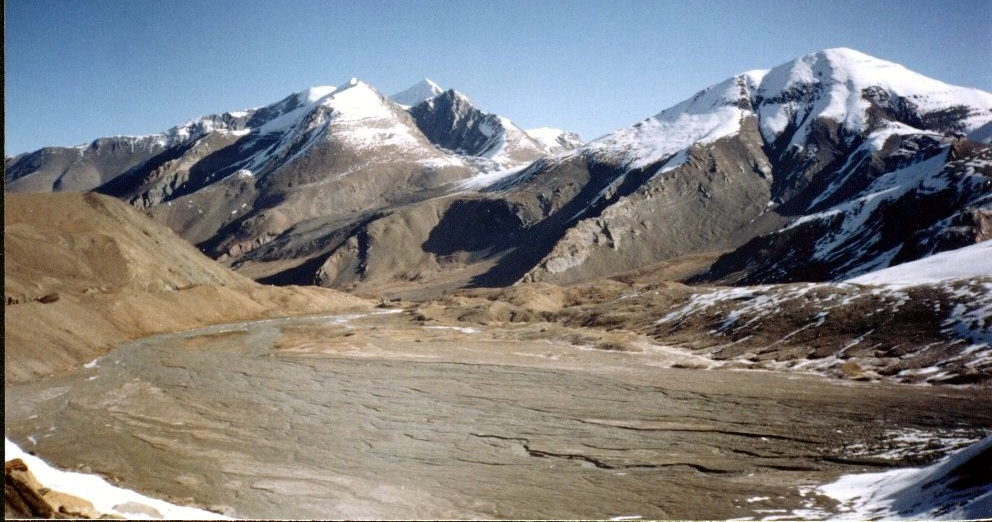 Hidden Valley and Thapa Peak