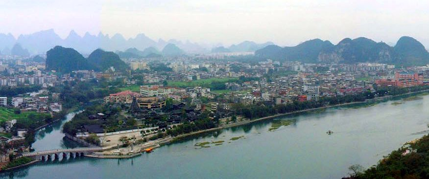 Guilin in SW China