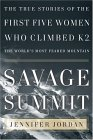 Savage Summit - Women on K2