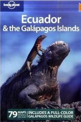 Ecuador and the Galapagos Islands - Lonley Planet