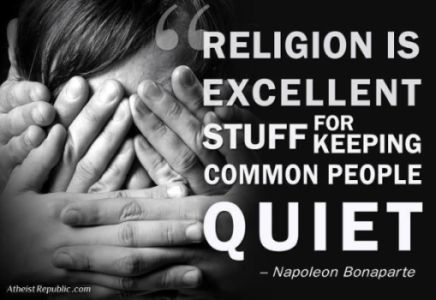 Napoleon on religion