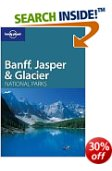 Banff, Glacier & Jasper National Parks Lonely Planet