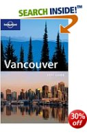 Vancouver Lonely Planet City Guide