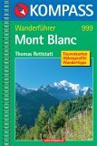 Kompass Mont Blanc Map