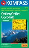 Ortler / Ortles Map