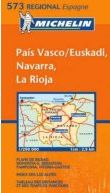 Pais Vasco, Navarra, La rioja - Michelin Map