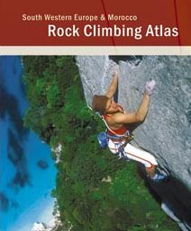 Rock Climbing Atlas -SW Europe & Morocco