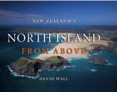 NZ North Island from Above