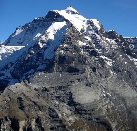 SW Ridge of the Jungfrau