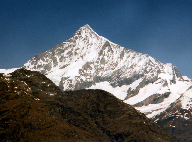 Weisshorn from the South