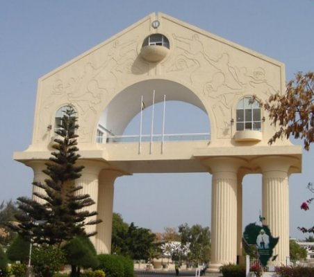 Photo Galleries of The Gambia in West Africa
