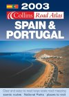 Collins Road Map: Spain & Portugal