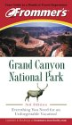 Frommers Guide Grand Canyon
