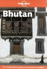 Lonely Planet - Bhutan