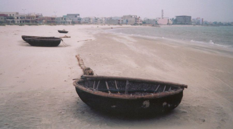 Photo Gallery of Danang, the Marble Mountains, China Beach and Hoi An