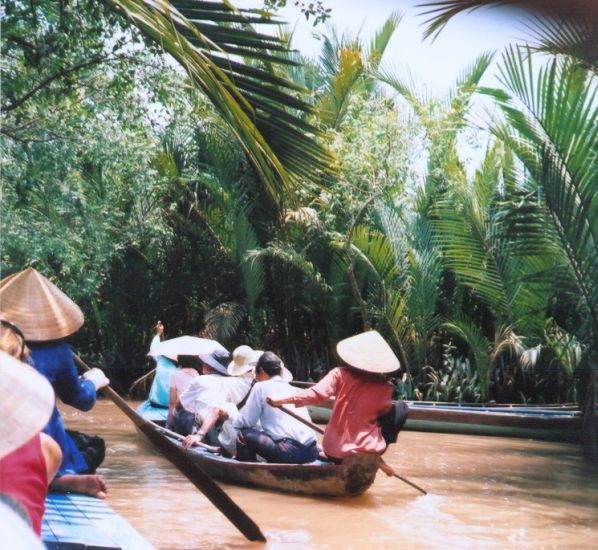 Photo Galleries of a tour of Vietnam