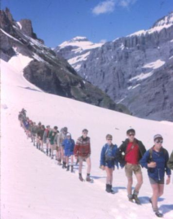 Photo Gallery of the Swiss Trips of the 24th Glasgow ( Bearsden ) Scout Group