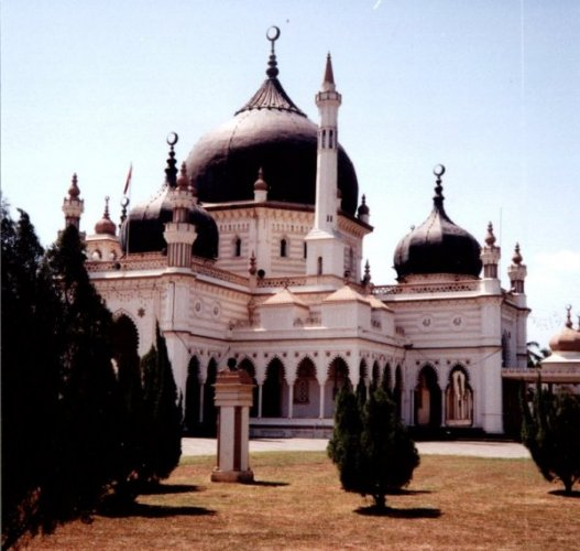 Zahir State Mosque in Alor Star