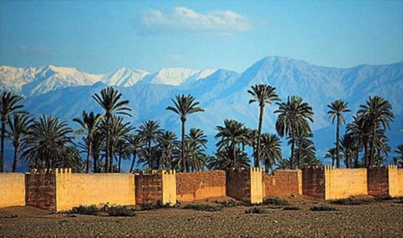 Photo Gallery of Marrakesh in Morocco