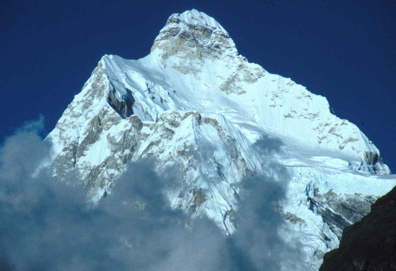 Jannu Summit