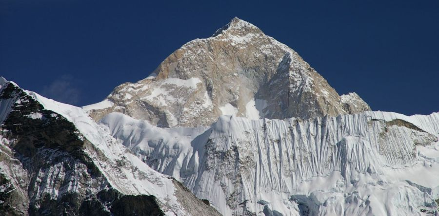 Mount Makalu from the SW ridge
