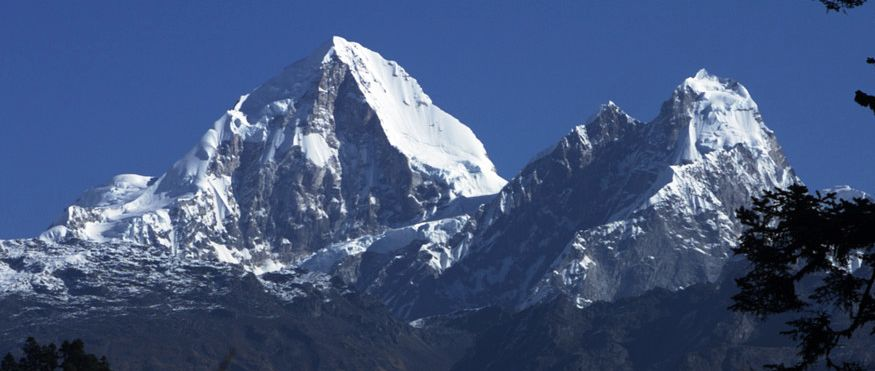 Dorje Lakpa in the Jugal Himal