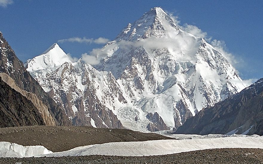 K2 approach route