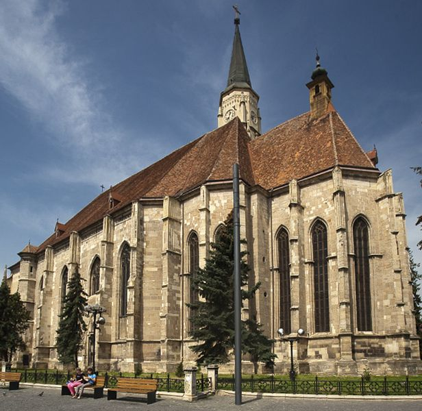St. Michael's Church in Cluj-Napoca