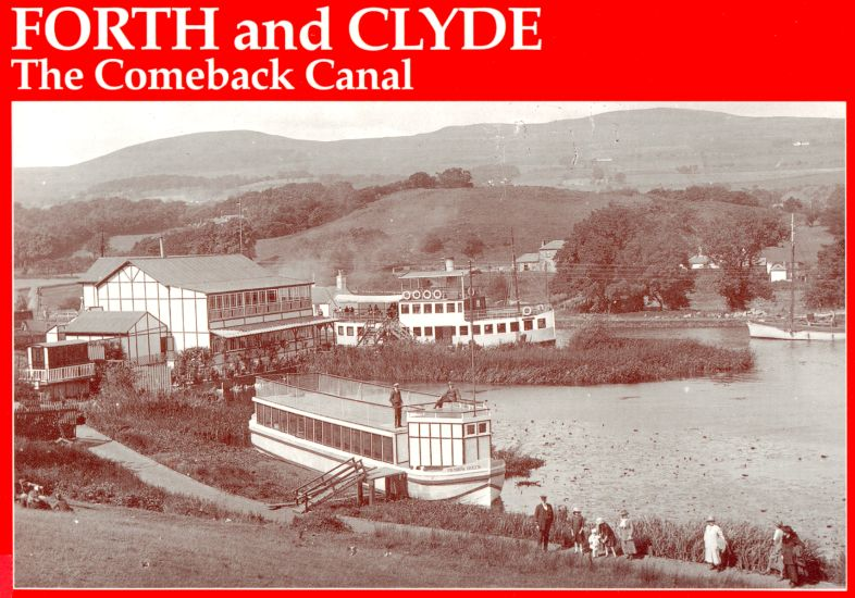 Photographs and route map of the Forth and Clyde Canal ...: http://www.caingram.info/Scotland/Pic_htm/forth_clyde_canal.htm