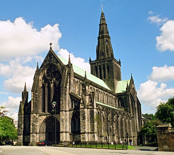 Photo Gallery of Churches and Temples in Glasgow