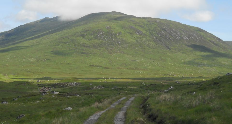 "Meall na Meoig from the ""Road to the Isle"""