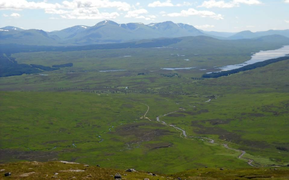 "Rannoch Moor and the ""Road to the Isle"""