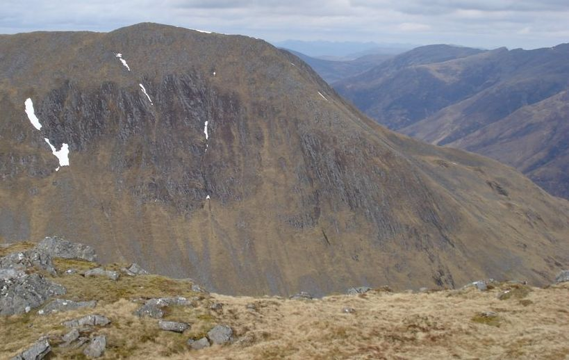 Faochag in Glen Shiel