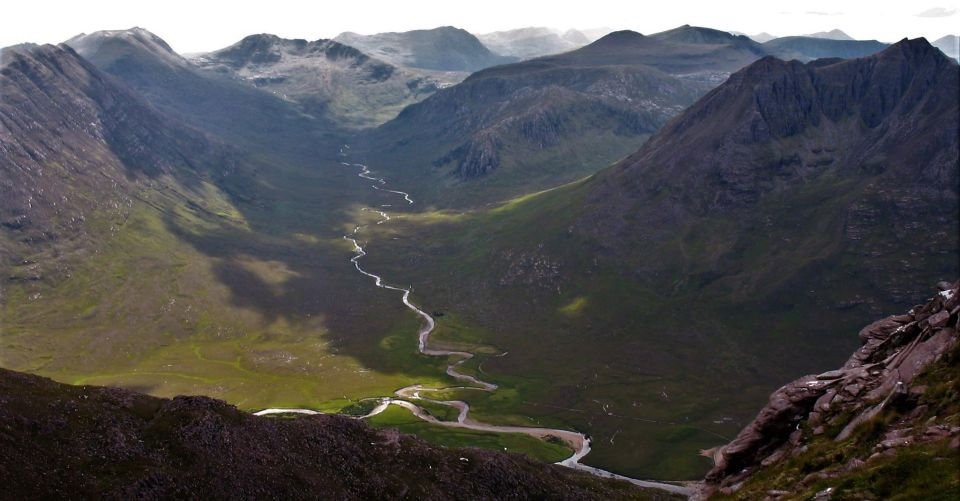 Fisherfields from An Teallach in the Torridon region of the Scottish Highlands