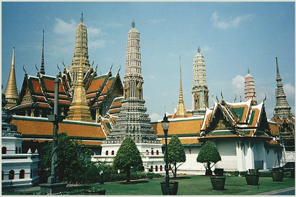 Photo Gallery of Bangkok ( Krung Thep - City of Angels )