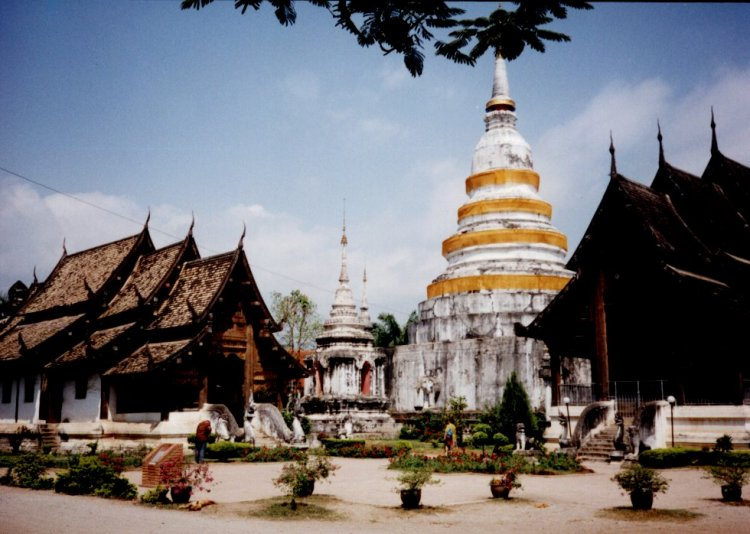Photo Gallery of Chiang Mai the capital of Northern Thailand
