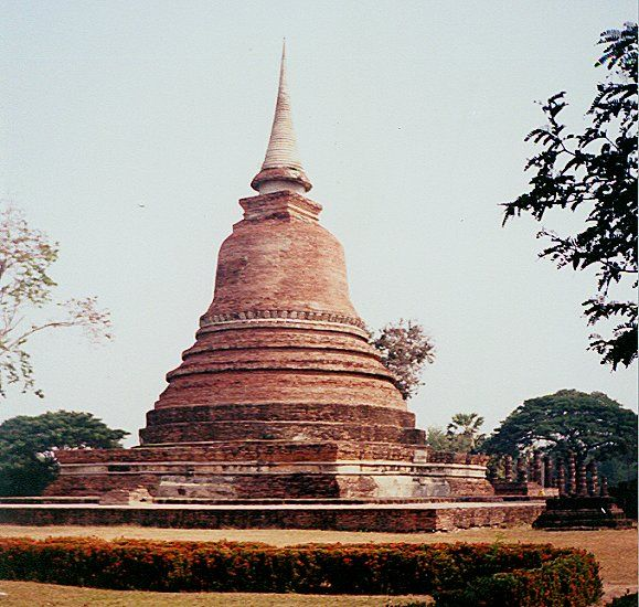 Photo Gallery of Sukhothai Historical Park in Northern Thailand