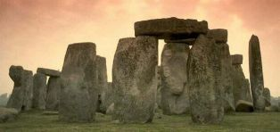 Stonehenge Stone Circle in England, UK ( United Kingdom, Great Britain )