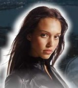 Photo Gallery - Dark Angel ( Jessica Alba )