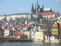 Prague - the capital city of the Czech Republic
