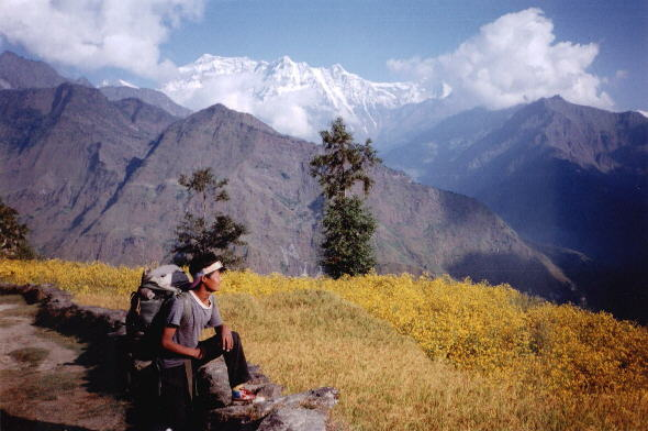 Photographs of Himalayan Landscapes from Kangchenjunga via Everest to Dhaulagiri