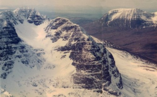 Liathach and Beinn Alligin