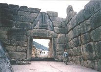 Mycenae , Greece