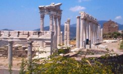 Pergamum , Turkey