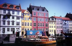 Copenhagen - capital city of Denmark