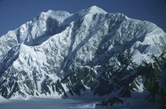 Mount Logan highest mountain in Canada and second highest in North America